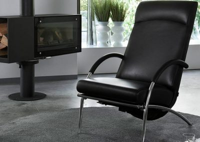 IPdesign Fauteuil Curve