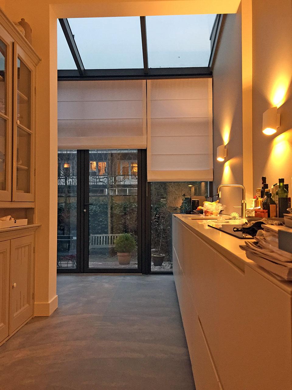 Interieur Utrecht - Sunway Raambekleding serre