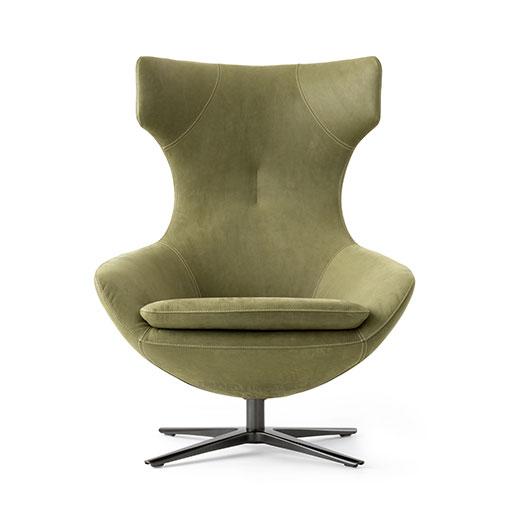 fauteuil leolux caruzzo
