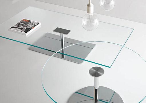 salontafel glas