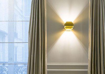 wandlamp wever & ducre 1
